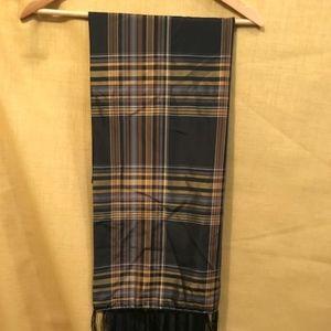 silk pendleton scarf